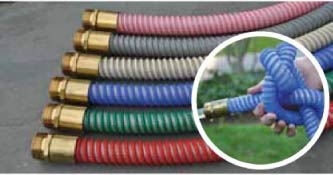 Varco PERFECT GARDEN HOSE NON KINK AVAILABLE IN 5 COLORS