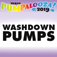 WASHDOWN PUMPS