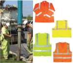 Safety Gear, FR Flame Resistant Available
