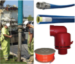Sewer Cleaning Hose and Parts